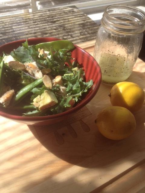 Maggie Green Goddess Salad 2