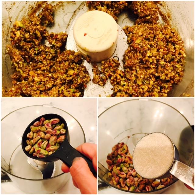 Pistachip crust 2