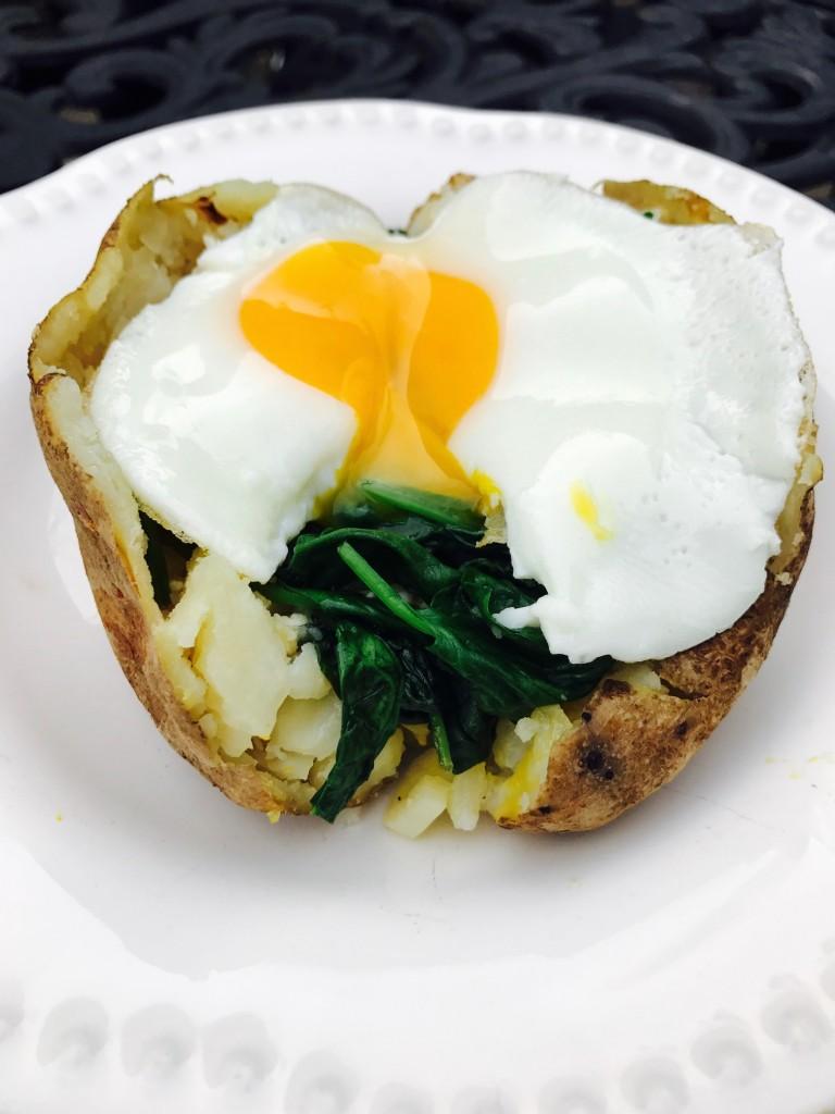 Sunny Baked Potato 3