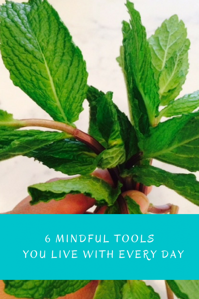 6 free Mindful Living Tools You Live with Every Day