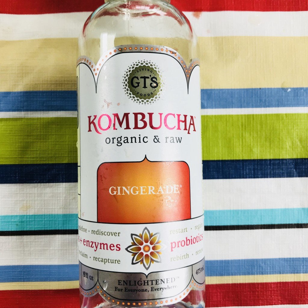 kombucha bottle
